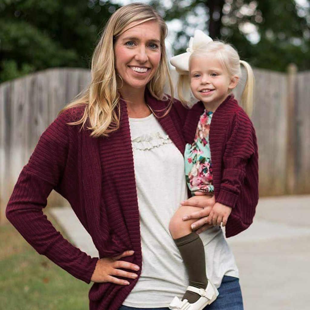 Bebé niño chico chicas sólido suéter de punto cálido abrigo chaqueta de Rebeca ropa veste enfant fille bebé niña nueva ropa de invierno