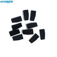 Hkobdii 10 Pcs 4D 4C 46 G ID48 Chip Voor KD X2 Kd Chip Blanco Kopie Autosleutel Chip Voor Kd x2 Afstandsbediening Voor Tango/H618Pro Programmeur Chip