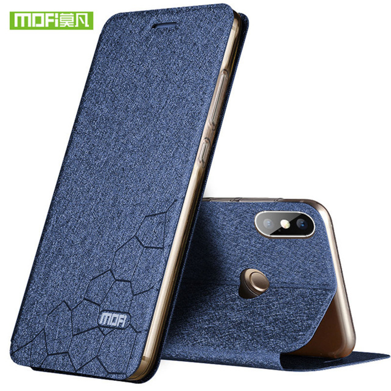 MOFI For Xiaomi Redmi Note 5 Pro Case Flip Կաշվե տուփ Redmi Note 4X Global Version Stand գործառույթի ծածկույթ Redmi Note 5-ի համար