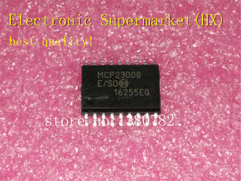 Free Shipping 50pcs/lots MCP23008-E/SO MCP23008 SOP-18 IC In stock! - DISCOUNT ITEM  0% OFF All Category