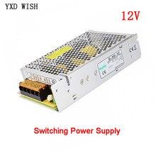 Fonte de alimentação, AC-DC 12 v comutação da fonte de alimentação 1a 2a 3a 5a 6a 8a 10a 15a 20a 30a 40a 50a adaptador de alimentação luz de led transformador 12 v