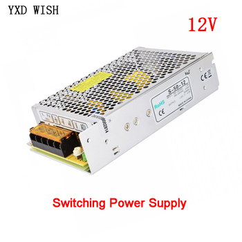 AC-DC 12V Switching Power Supply 1A 2A 3A 5A 6A 8A 10A 15A 20A 30A 40A 50A Power Adapter Transformer 12 V LED Driver Strip Light