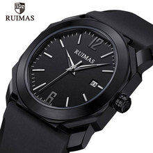 Ruimas Watches Men Luxury Brand Quartz Watch
