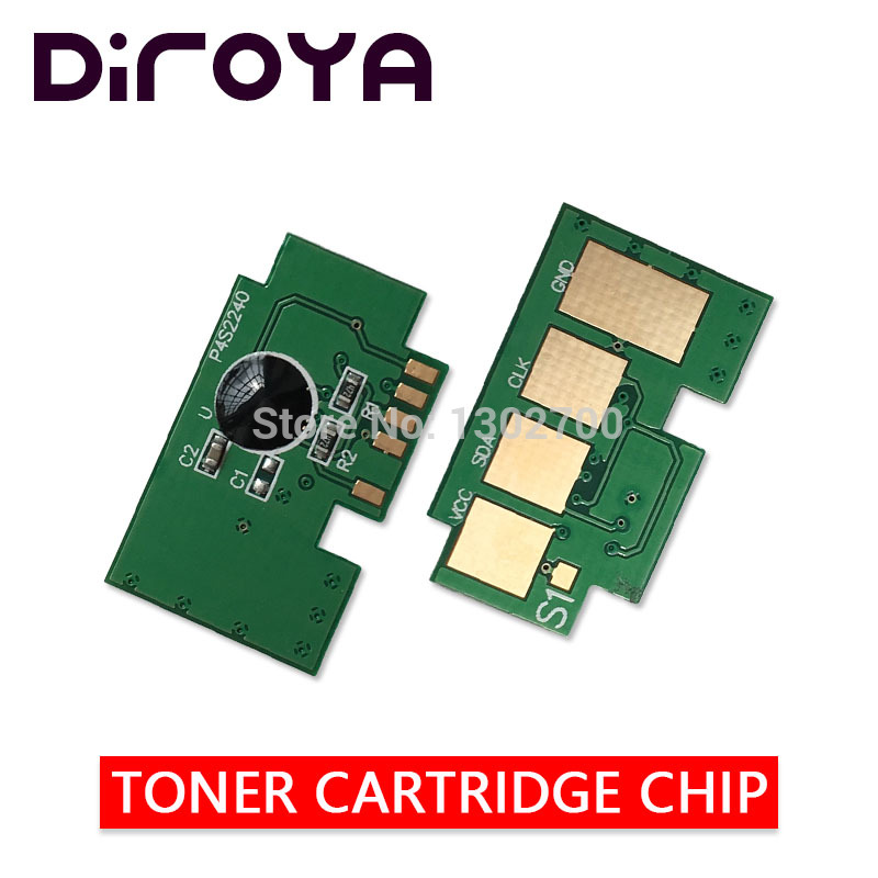 Mlt-d101s D101 D101s Mlt 101 101s Reset Chip For Samsung ML-2160 Ml 2160 2165 2167 2168W SCX3400 3405 3407 Toner Cartridge Chips