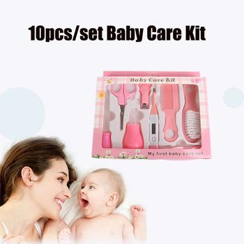 10 sztuk zestaw przenośne zestawy do pielęgnacji dziecka obcinacz do paznokci dla dzieci zestaw do pielęgnacji zdrowia zestaw do pielęgnacji paznokci zestaw do pielęgnacji zdrowia zestaw do pielęgnacji zdrowia tanie i dobre opinie CN (pochodzenie) A005714 Babies Cartoon Trimmer clipper 0-3 M 4-6 M 7-9 M 10-12 M 13-18 M 19-24 M plastic