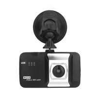 V26 Recessed Recorder 1080P High definition New Style Night Vision USB Car Mounted Camera Car Load DVR Manufacturers