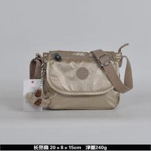Kiple-Mochila De Lujo impermeable para Hombre y mujer, bolso de mano con llavero, Original