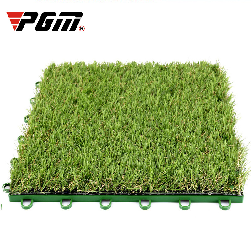 PGM Simulated Lawn Artificial Lawn Balcony Decoration Artificial Grass Splicing Lawn Golf Plastic Artificial Lawn SJB001