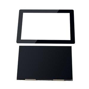 Большой экран 8,9 дюймов, УФ ЖК-экран, закаленное стекло, защита для WANHAO D8 UV DLP светильник отверждения 3d принтер VR Проектор DIY дисплей Запчасти