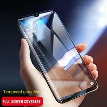 Full Cover High-alumina Tempered Glass For Vsmart Joy 2 plus