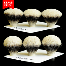 OUMO BRUSH-SHD HOOK Finest two band shaving brush knots