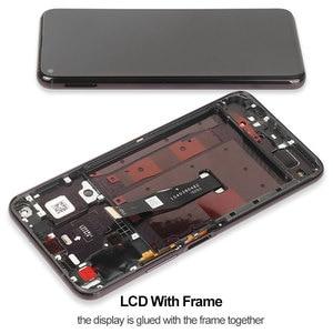Image 3 - شاشة لهواوي الشرف 20 برو شاشة LCD تعمل باللمس جديد محول الأرقام زجاج لوحة استبدال لهواوي الشرف 20 برو ديسبالي