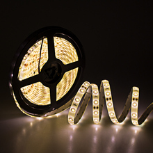 цена на 5M DC 12V 300LED 3014 3528 5050 5630 SMD waterproof LED Ribbon Strip Lighing Flexible Neon Lamp Tiras LED Light Tape Stripe