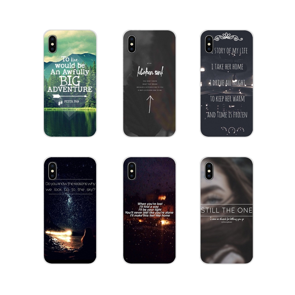 Top 8 Most Popular One Direction Lyrics Iphone 5c List And Get Free Shipping A584
