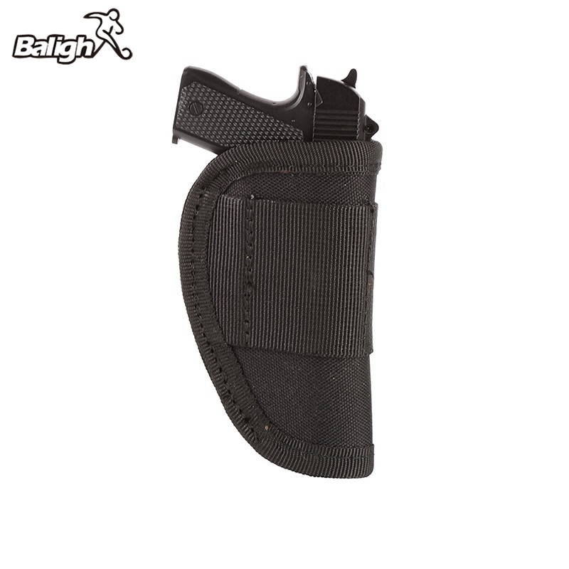 2019Balight Concealed Belt Gun Holster For All Compact Subcompact Pistols Two Size