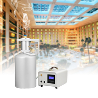 8000m3 duft diffusor maschine für verkauf HVAC elektrische aroma system