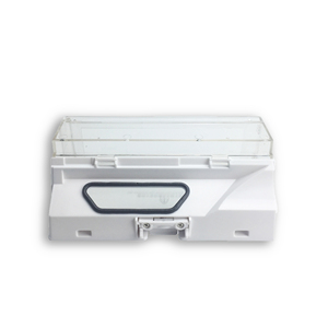 Image 3 - 로봇 진공 청소기 먼지 상자 Xiaomi Mijia Mi 1 세대 2 세대 또는 Roborock S55 S51 S50 측면 브러시 필터 부품