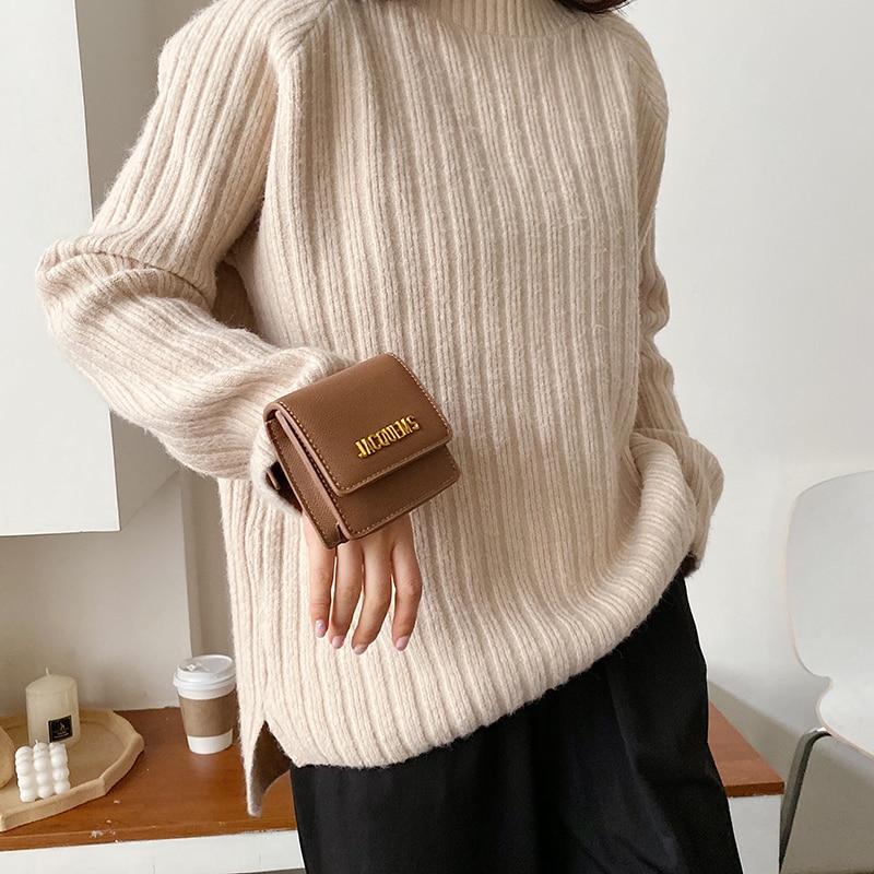 Mini Bag For Women 2020 Fashion New Fashion Korean Version French Crowd Bag Fashion Wrist Bag Hand Bag Clutch Bags