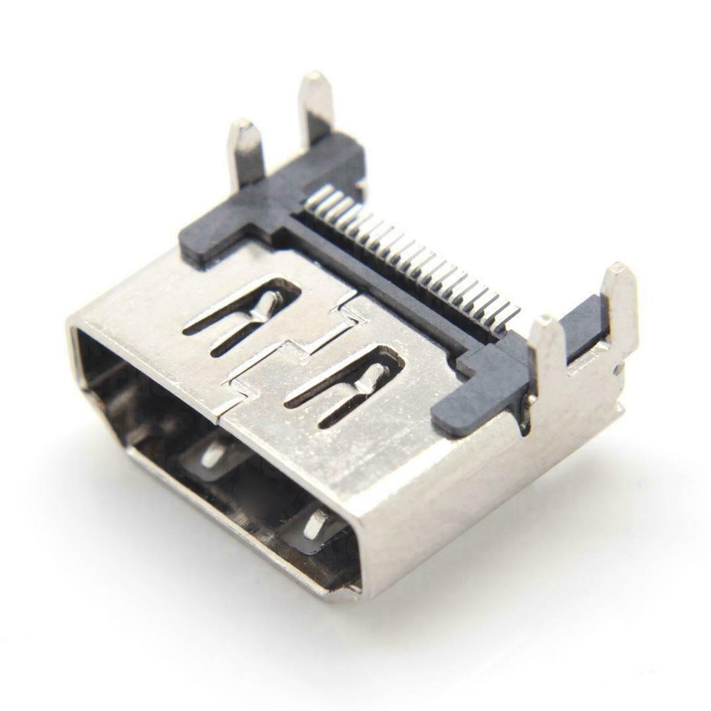 For Sony PlayStation PS 4 Pro & Slim Display HDMI Socket Jack <font><b>Connector</b></font> For <font><b>PS4</b></font> Slim Console HDMI Port dropshipping image