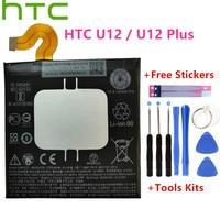HTC Original 3500mAh Mobile Phone Battery High Capacity B2Q55100 Phone Battery For HTC U12 / U12 Plus 3420mAh + Tools kit Mobile Phone Batteries     -
