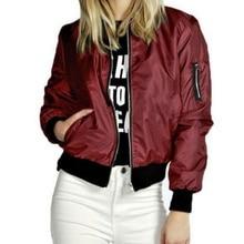 ZOGAA Woman Jacket Autumn 2019 Plus Size Women Jackets Solid Short Windbreaker Coats Casual Ladies