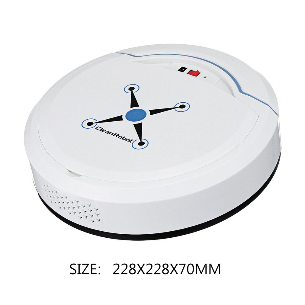 New Automatic Sweeping Robot Household Rechargeable Smart Vacuum Cleaner Machine