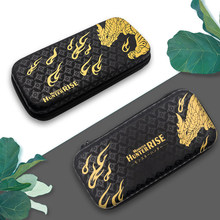 Game Cards Storage Box Hard Shell Accessories for Nintendo Switch Console Monster Hunter RISE NS Joy-Con Protective Case Cover