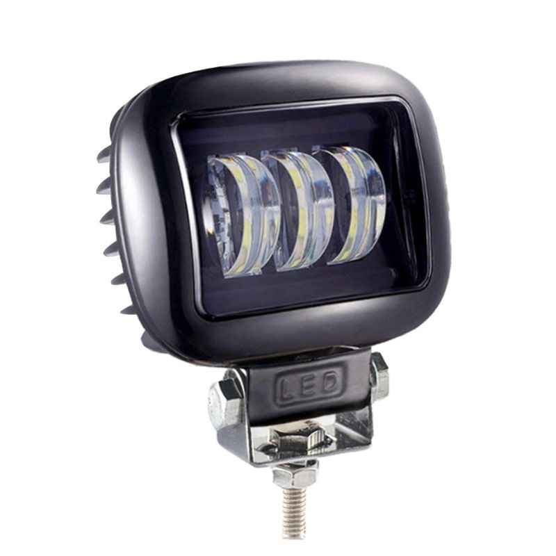 6D Square Lens 5 Inch Round Square Led Work Light 12V For Car SUV Trucks 4x4 Offroad Motorcycle Auto Working Driving Lights