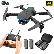2021 nova s89 pro zangão 4k hd câmera dupla 1080p wifi fpv posicionamento visual dron preservação da altura rc quadcopter vs v4 zangão