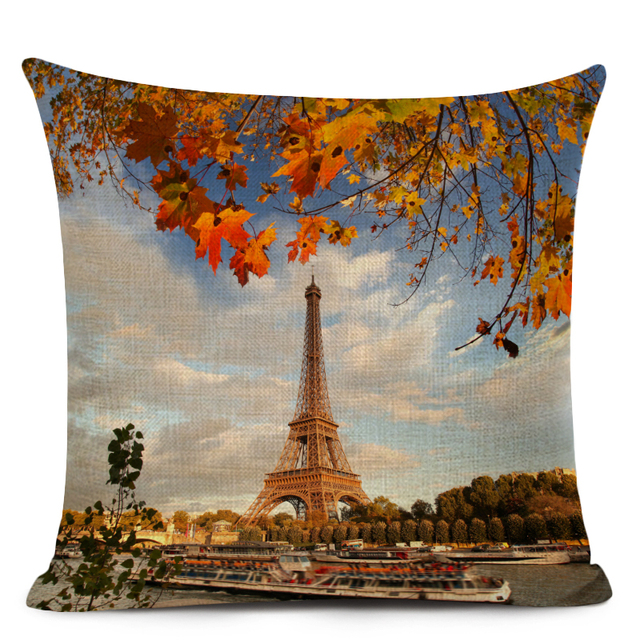 England Stylish Pillow Covers  4