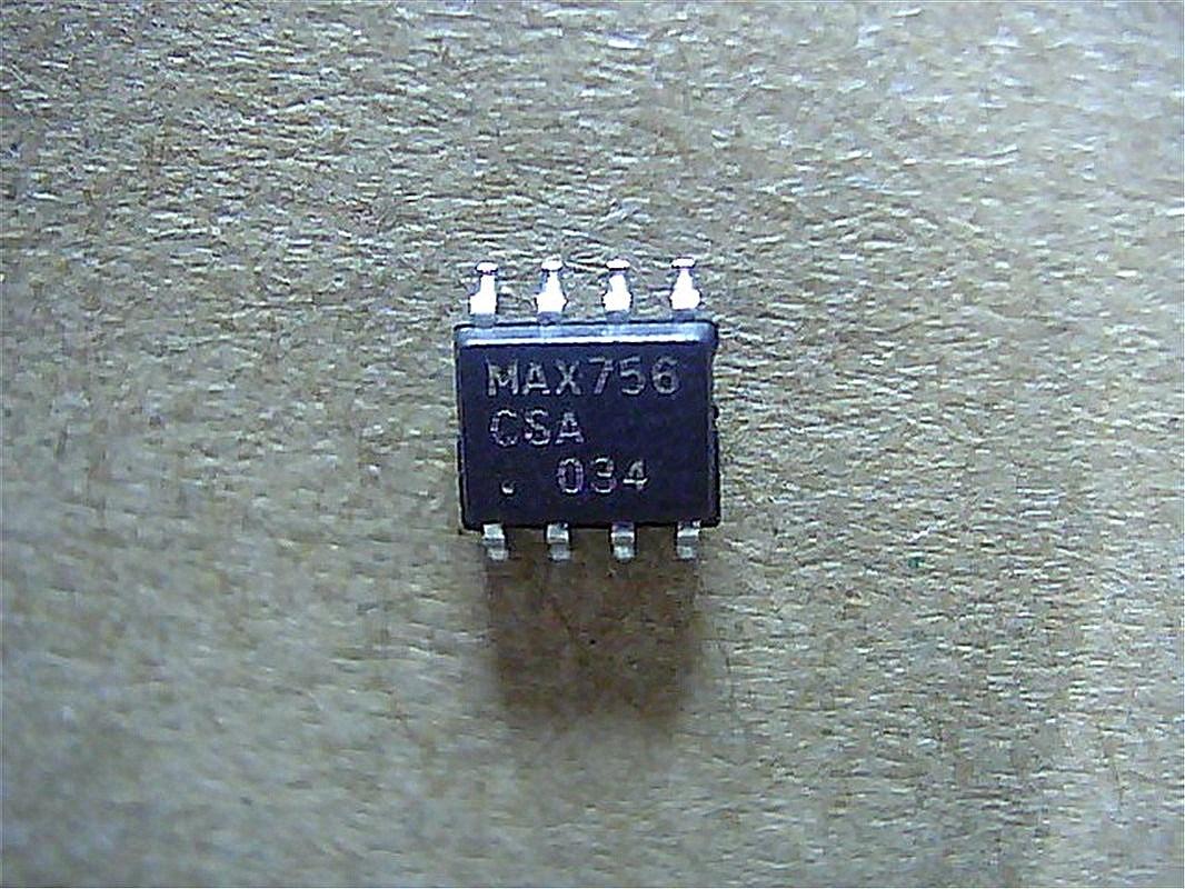 1pcs/lot MAX756CSA MAX756ESA MAX756 SOP-8 In Stock