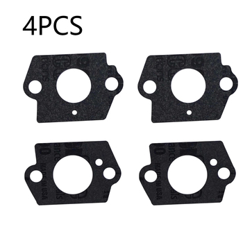 4pcs Carburetor Gasket Fit For Stihl FS38 FS45 FS46 FS55 FS74 Carb Petrol Trimmer 4140 120 0619 Garden Supples Tool Parts image