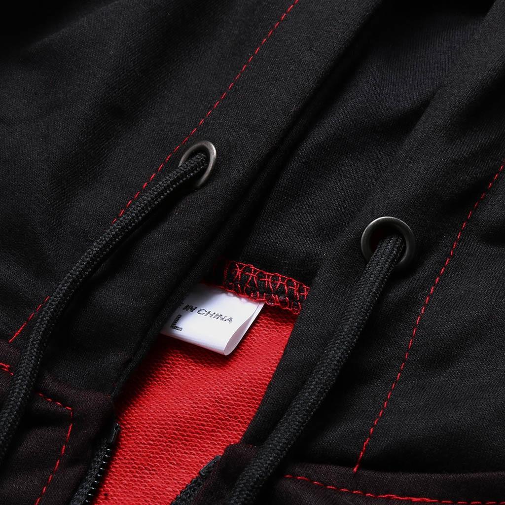 H2d047e2597e2472f86992be69cb27db3R Jacket Men Casual Gradient color Hooded Sweatshirts zipper Hoodies Man Clothing