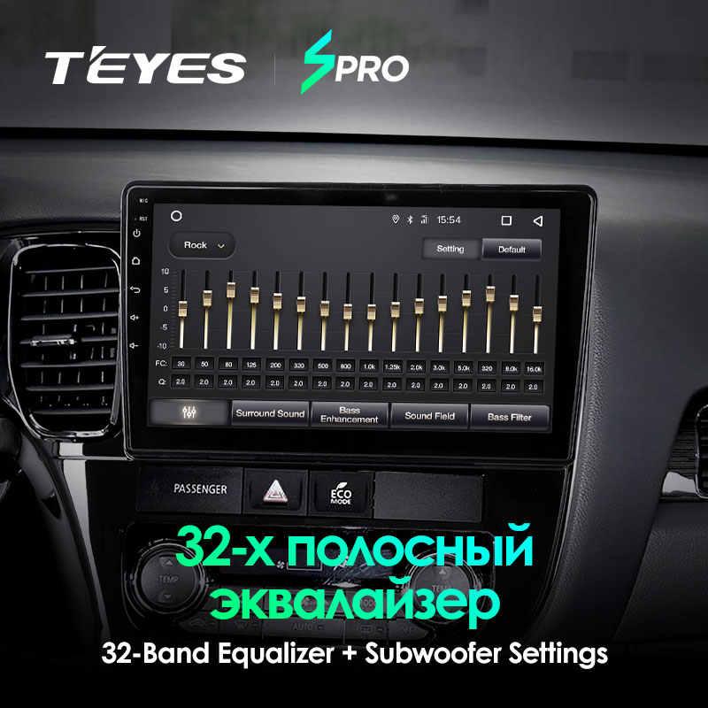 Reprodutor multimídia para mitsubishi outlander xl 3 rádio de navegação do carro dvd player de áudio de vídeo do carro