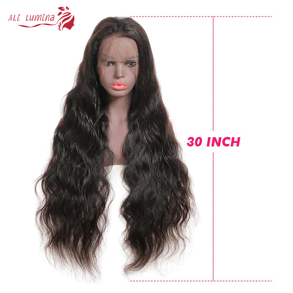 Body Wave Lace Frontal Wig Ali Lumina 4
