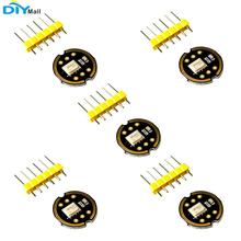 5pcs INMP441 Omnidirectional Microphone Module MEMS High Precision Low power I2S Interface Support ESP32