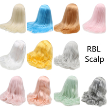 RBL Blyth Doll Scalp Wigs Including the hard endoconch series32