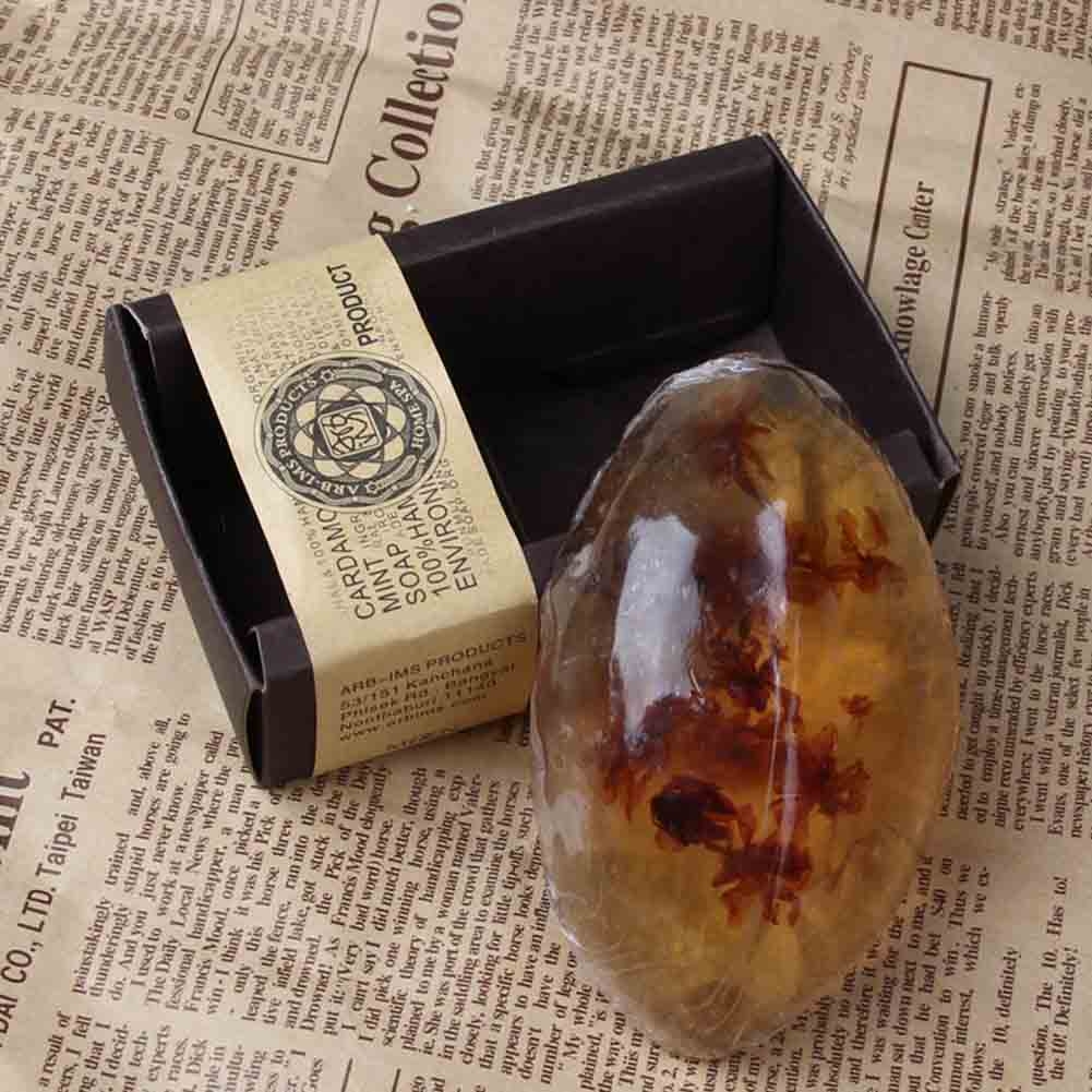 Newly Whitening Soap Facial Cleaning Oil Control Face Care Essential Oil Handmade Soaps CTN88
