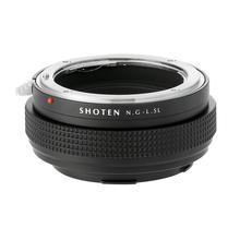 SHOTEN lens  adapter for Nikon G mount lens to Panasonic S1R/S1  Sigma FP Leica TL/TL2/CL SL