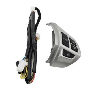 Высокое качество круиз-контроль переключатель кнопки рулевого колеса правая сторона для Mitsubishi ASX Outlander XL 2007-2012