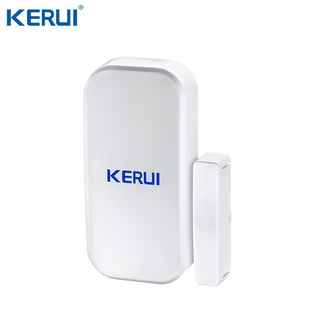 Kerui W18 Wireless Wifi GSM Alarm System Security IOS APP  SMS Burglar Alarm System Motion Sensor