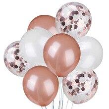 Лидер продаж 12-дюймовый блесток воздушных шаров из латекса набор воздушных шариков с вечерние праздничные украшения декоративные резиновые воздушные шары
