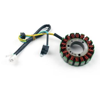 Artudatech Motorcycle Magneto Stator Coil With 3PINS For Yamaha YP250 YP Majesty 250 Parts