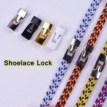 4 шт Пара Пряжка для шнурков металлические шнурки аксессуары