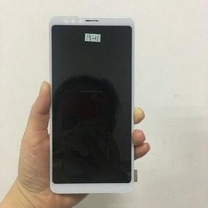 """Image 2 - Dành Cho Oppo R11s Plus Màn Hình LCD Màn Hình Cảm Ứng 6.43 """"Màn Hình Hiển Thị Có Khung Hội Thay Thế Điện Thoại Di Động Tấm Dụng Cụ Sửa Chữa Thần Thoại"""