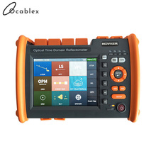 NK5600 1310 1550nm 32/30dB SM with VFL OPM Light Source Fibra Optical Fiber OTDR Optical Time Domain Reflectometer