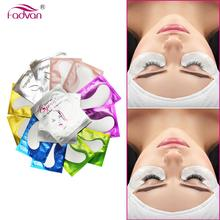 50/100 Pairs Eyepatch for Eyelash Extension Individual Pads Silk Eye Patches Under Eye Pads Lash Eyelash Extension Patches