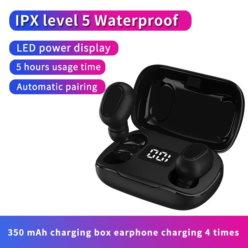 2020-new-L21-Pro-TWS-Bluetooth-Earphones-Wireless-Headphones-HIFI-Sounds-Handsfree-Earbuds-Stereo-Gaming-Earpiece(3)