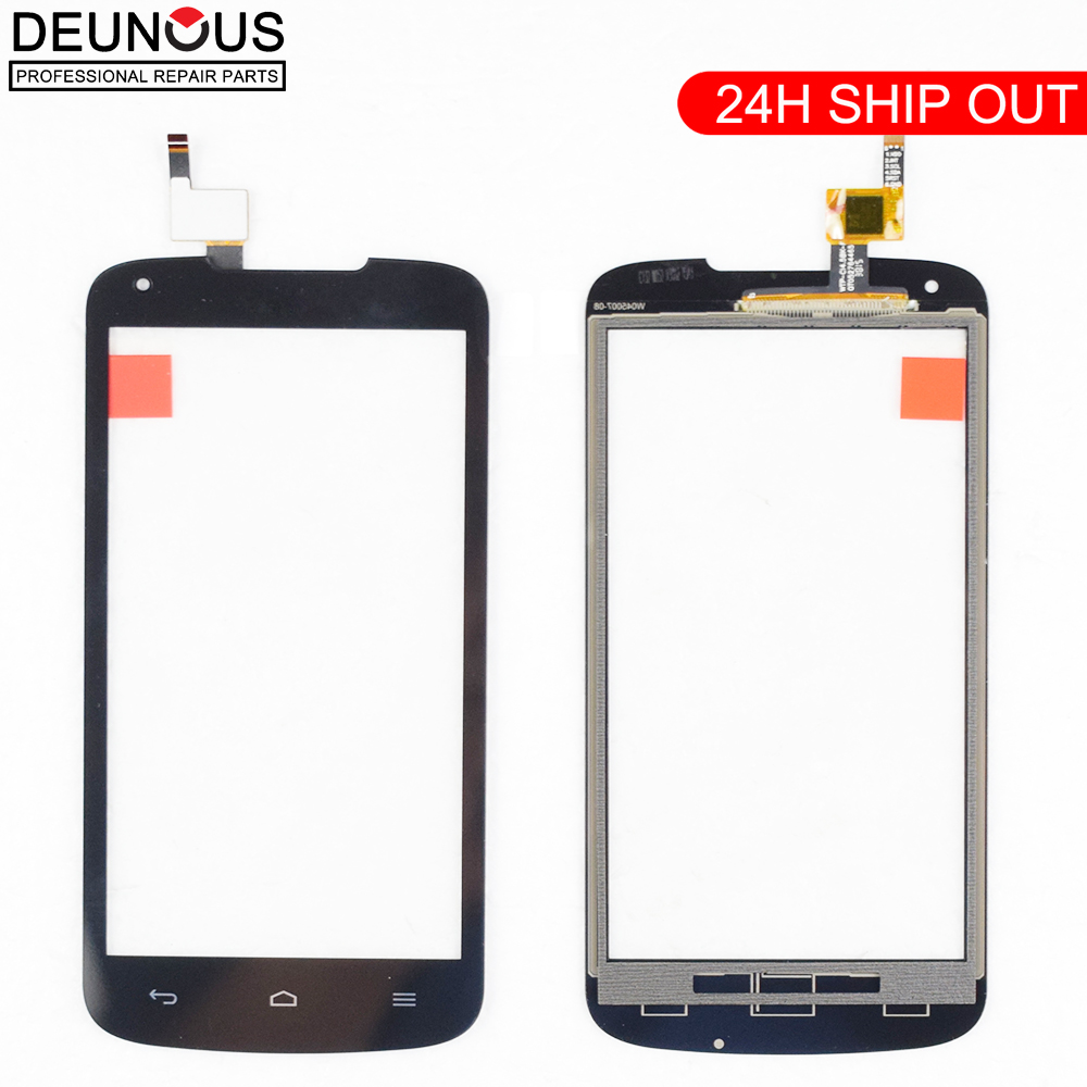 New Front Touch Screen Digitizer Outer Glass Lens For Huawei Ascend Y520 Touch Panel Part Free Shipping