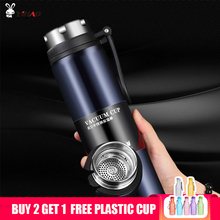 YIHAO 1000ML Hot Sale Double Wall Thermos Bottle Stainless Steel Vacuum Outdoor Large capacity Portable Travel Thermoses Flasks